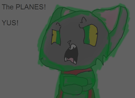 The PLANES! by FluffyPawHeart