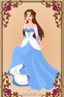 Next Generation Disney Princesses: Emma by KatePendragon