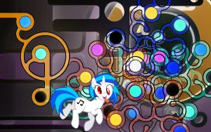DJ PON-3 IN THE CRAZY PARTY 2 by AngelCARMINE