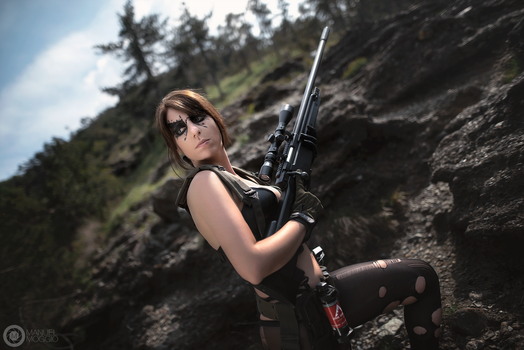 Quiet Cosplay - Metal Gear Solid 5 by LadyDaniela89
