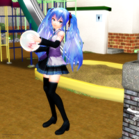 MMD Miku's Ball by Trackdancer