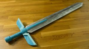 Erza's Sword from Fairy Tail by vietx2k
