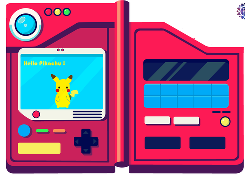 My Pokedex !! by ShadeOfYelloow