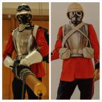 Steampunk Soldiers - Sincerest Form Of Flattery? by Leadmill