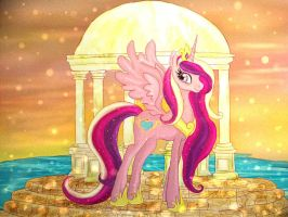 Princess Cadance by Elisabethianna