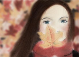 take time to sit and watch the leaves change by mariacag