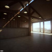 barnhouse interior by Mind-Rust