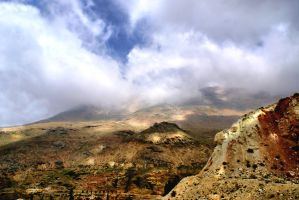 Bcharre mountains - Lebanon by gors