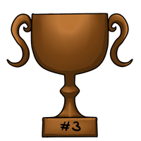 Third Place! by Contest-Point-Pool