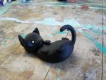 3D printed cat by carlotta-guidicelli