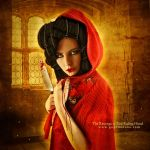 The Revenge of Red Riding Hood by gogomelone