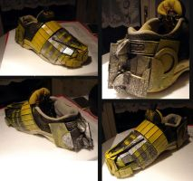 Shoe project by Clayman8