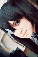 Black Rock shooter 2 by Monstewr