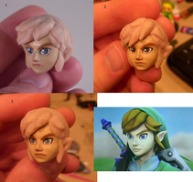 SS Link Faceplate Updates by Lalam24