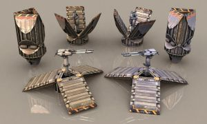 Section 8: Drop Turret by HazardousArts