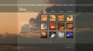 my own website design by Jolik