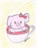This little piggy by jenning