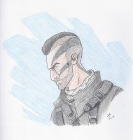 John 'Soap' MacTavish by mighty-mando