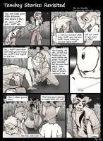 Tomboy Comics Revisited Pg 28 by TomBoy-Comics
