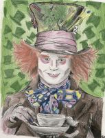 Mad Hatter by Jamin95