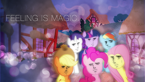 Feeling is Magic -10k pageview special- by KibbieTheGreat