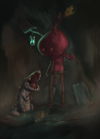 Gravedigger Beetroot by guillegarcia