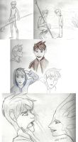 Jack Frost Fan Sketches by bmbbaby4