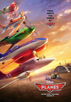 Planes Poster RE-UPLOADED by TigerPrincessKaitlyn