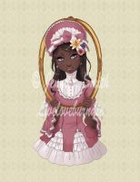 LolitaDesu The Classic Lolita by liveloveburndie