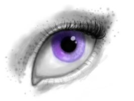 Purpleeye by ShanellaAsh