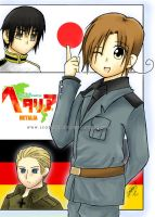 Hetalia Axis Powers by leo22334455