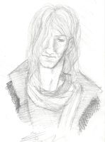Dustfinger--Speed Drawing by emochick-siobhan