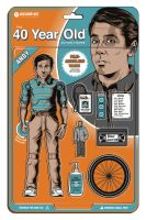 The 40-Year-Old Action Figure by APetrie74