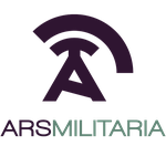 Ars Militaria group header/logo | Purple/turquois by Orphydian