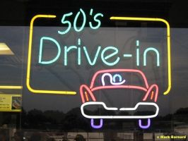 Drive-In Neon by K-Jackson-Katss