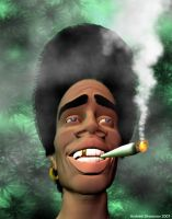 Afroman by Dryui