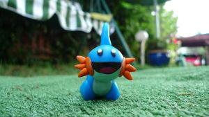 Mudkip by WitchBehindTheBush