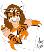 Psicosis/Psychosis (AAA/ECW/WCW) by augustomp96
