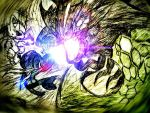 Megaman and Mewtwo! Zygarde battle updated by SSBBknuckles