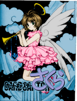 CCS - Coloured Manga Page by DazzleRahzel