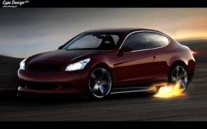 Infinity G37 by CypoDesign