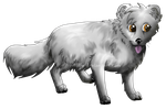 -:Arctic Fox Winter Coat:- by PulsingLights
