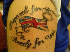 scripture and banner by GetSomeInk