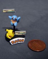 Pokemon Mini Diorama by DannArte