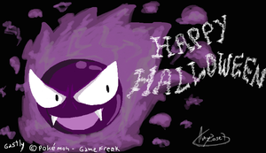 Happy Halloween 2012 by amyrose7