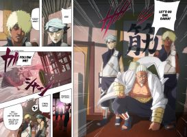 Naruto Chapter 454 Pages 10-11 by Saint-Preux