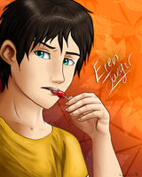 Lollipop Eren by Rawritron