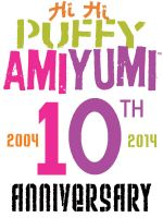 Hi Hi Puffy AmiYumi: 10th Anniversary by Atemple