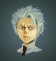 Hitsugaya, The Coldness by andrahilde