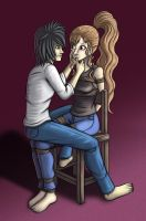 Commiss - This is Love by Humite-Ubie